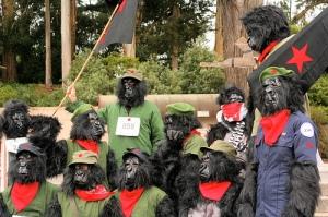 guerilla gorillas