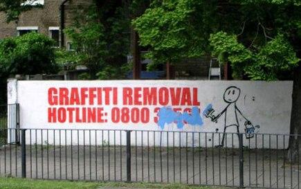 sidewiki is graffiti